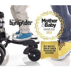 Bumprider Dostawka do wózka, Gray - BEZPŁATNY ODBIÓR: WROCŁAW!