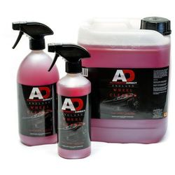 Autobrite Very Cherry Wheel Cleaner Non Acid - płyn do mycia felg bez kwasu