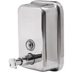 Dozownik mydła w płynie DUO | 1L | 130x60(H)220mm