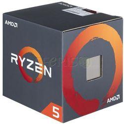 PROCESOR AMD RYZEN 5 1400 3,4GHz BOX (AM4) - YD1400BBAEBOX