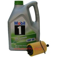 Oleje silnikowe, Filtr + olej Mobil 1 ESP Formula 5W30 Jeep Compass 2,0TD