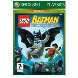 Batman The Video Game (Xbox 360)