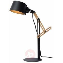 Lucide KREEN Lampa biurkowa Czarny, 1-punktowy - Nowoczesny - Obszar wewnętrzny - KREEN - Czas dostawy: od 10-14 dni roboczych