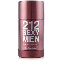 Carolina Herrera 212 Sexy Men dezodorant 75 ml dla mężczyzn