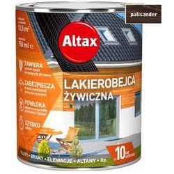 ALTAX- lakierobejca żywiczna, palisander, 0.75l