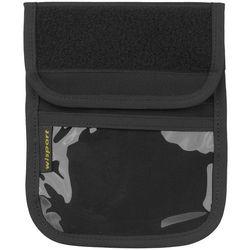 Paszportówka WISPORT PATROL cordura BLACK (PATROL.BLACK)