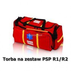 Torba ratownicza TRM-1 z wyposażeniem PSP R1 ( SRM 02) - zestaw ratowniczy