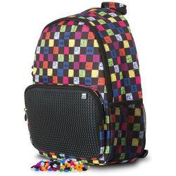 79a48cb4c27f8 Pixie Crew plecak kreatywny Kolorowe Kostki - BEZPŁATNY ODBIÓR: WROCŁAW!