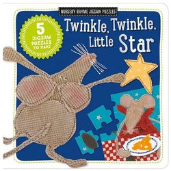 Kate Toms Jigsaw Book: Twinkle, Twinkle, Little Star