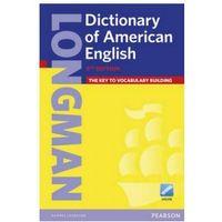 Słowniki, encyklopedie, Longman Dictionary Of American English + CD (opr. miękka)