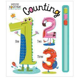 Petite Boutique: Counting książka po angielsku