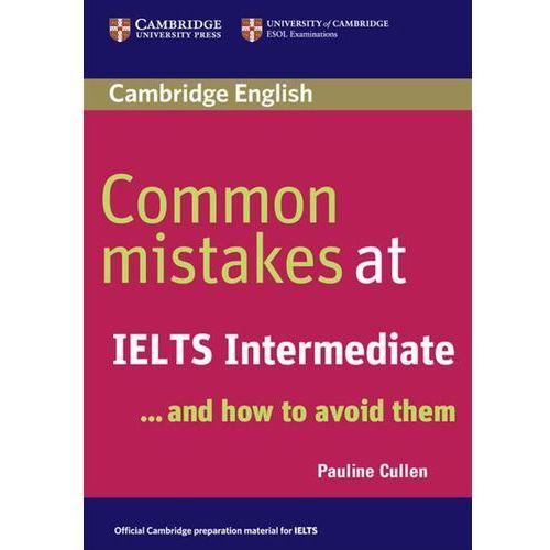 Książki do nauki języka, Common mistake at IELTS intermediate (opr. miękka)