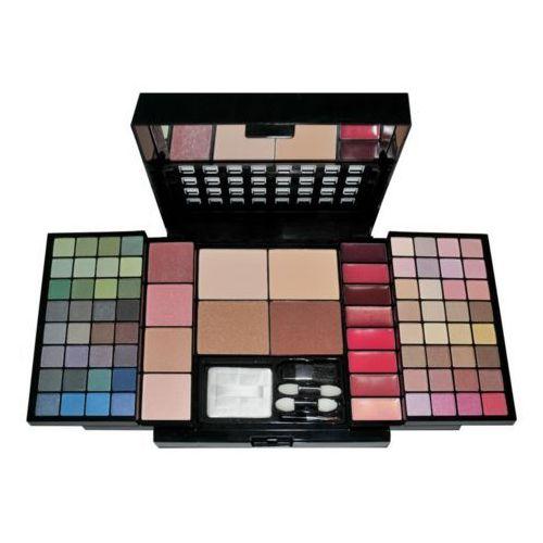 Palety i zestawy do makijażu, MAKEUP TRADING Schmink Set Flower - zestaw kosmetyków do makijażu Complet Make Up Palette 92g