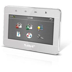 """Manipulator graficzny z ekranem dotykowym 4,3"""" INT-TSG-SSW - SREBNY"""