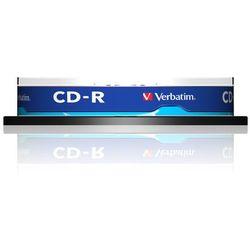 Płyta VERBATIM CD-R Extra Protection