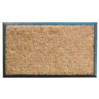 Wycieraczki, Wycieraczka Colours 45 x 65 cm włókno kokosowe/guma/PCV