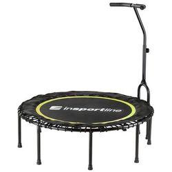 Profesjonalna Trampolina fitness z uchwytem inSPORTline Cordy JUMPING FITNESS, Różowy