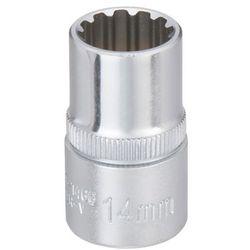 Nasadka spline Yato 1/2 14 x 38 mm