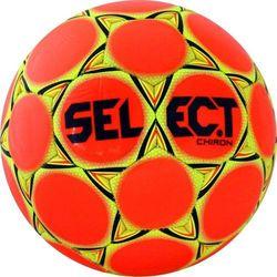 Piłka nożna Select Chiron 4 orange/yellow