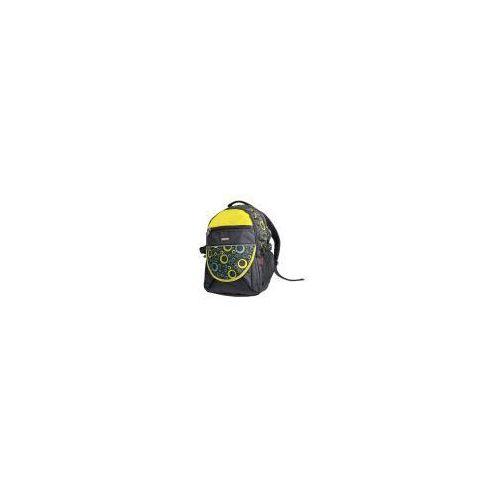 Tornistry i plecaki szkolne, Easy Plecak szkolno-sportowy, czarno-żółty, 20 L -