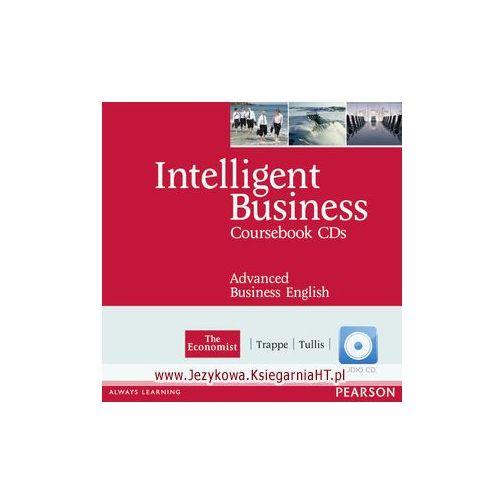 Książki do nauki języka, Intelligent business advanced Class CDs