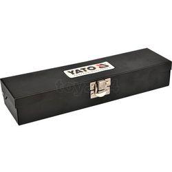 Klucze nasadowe torx, duże e10-e24, kpl. 9 szt. Yato YT-0521 - ZYSKAJ RABAT 30 ZŁ