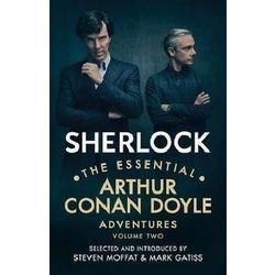 Sherlock The Essential Arthur Conan Doyle Adventures Volume 2 (opr. miękka)