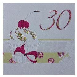 Karnet Swarovski kwadrat Narodziny chłopiec żyrafy