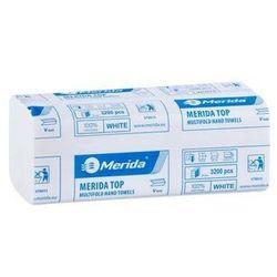Pojedyncze ręczniki papierowe Merida Top, 2 warstwy, celuloza - 20 bind