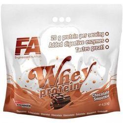 FA WHEY PROTEIN 4,5kg białko na masę