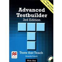 Książki do nauki języka, Advanced Testbuilder 3rd ed SB with key Test that Teach