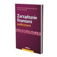 Leksykony techniczne, Zarządzanie finansami publicznymi (opr. miękka)