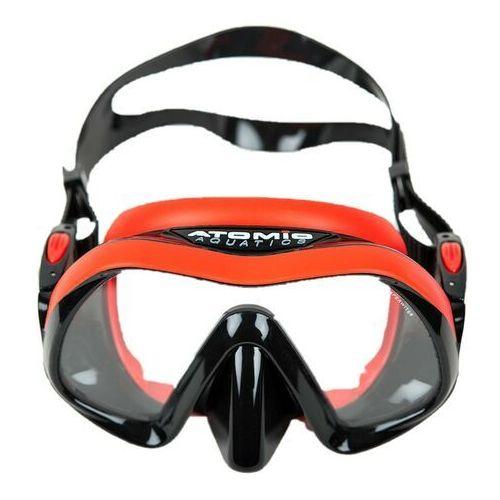 Maski, płetwy i fajki, Atomic VENOM Frameless