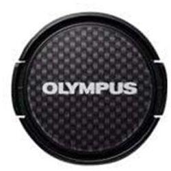 Olympus LC-37PR zakrywka obiektywu wygląd antracytu