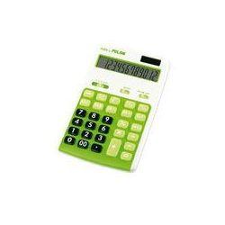 Kalkulator Milan 12 pozycyjny, zielony. Darmowy odbiór w niemal 100 księgarniach!