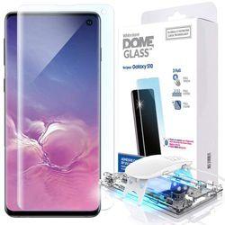Szkło hartowane WHITESTONE DG do Samsung Galaxy S10 (Zestaw naprawczy) DARMOWY TRANSPORT