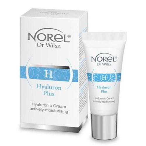 Pozostała pielęgnacja, Norel (Dr Wilsz) HYALURON PLUS HYALURONIC CREAM ACTIVE MOISTURIZING Hialuronowy krem aktywnie nawilżający (DS506)