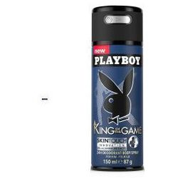 Playboy King Of The Game (M) dsp 150ml