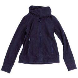 bluza BENCH - Her. Funnel Neck Fleece Essentially Navy (BL11341)