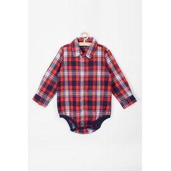 Body chłopięce koszula 5T3716 Oferta ważna tylko do 2022-09-22
