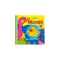 Książeczka - Kąpiel z kaczuszką 1Y36BI Oferta ważna tylko do 2022-05-09
