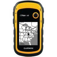 Nawigacja turystyczna, Nawigacja GARMIN ETrex 10