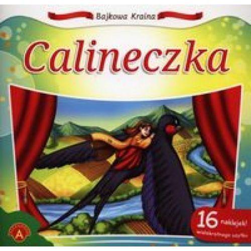 Książki dla dzieci, Bajkowa kraina Calineczka (opr. miękka)