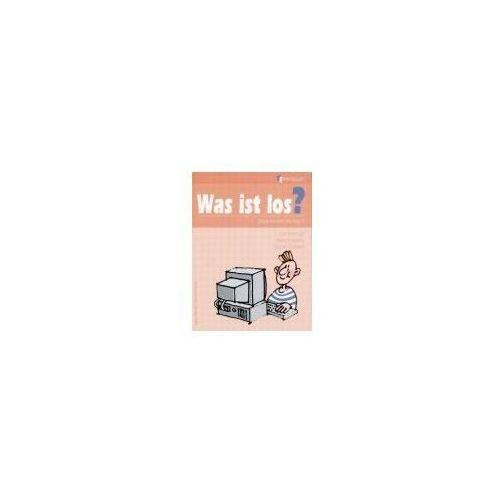 Książki do nauki języka, JĘZYK NIEMIECKI 2 GIMNAZJUM ĆWICZENIA. WAS IST LOS? 2 (opr. miękka)