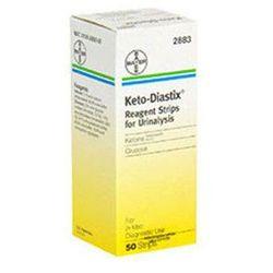 KETO-DIASTIX Testy paskowe x 50 sztuk