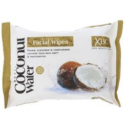 Xpel Coconut Water Hydrating Facial Wipes chusteczki oczyszczające 25 szt dla kobiet