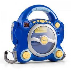 Pocket Rocker odtwarzacz CD Sing-A-Long 2 x mikrofon zasilanie z baterii