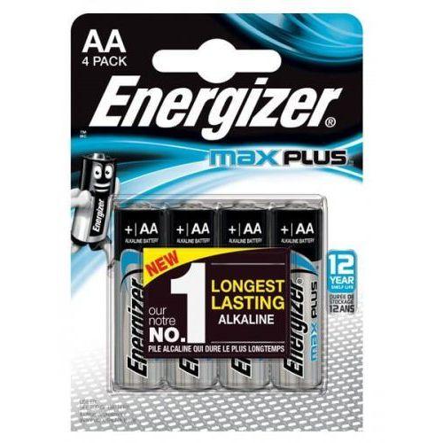 Baterie, Bateria ENERGIZER Max Plus, AA, LR6, 1,5V, 4szt.
