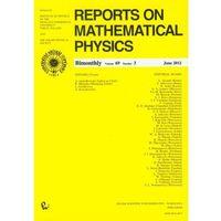 Fizyka, Reports on Mathematical Physics 52/3/2003 wersja krajowa (opr. miękka)