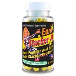 Stacker2 Spalacz Tłuszczu Stacker 4 Euro 100 kaps